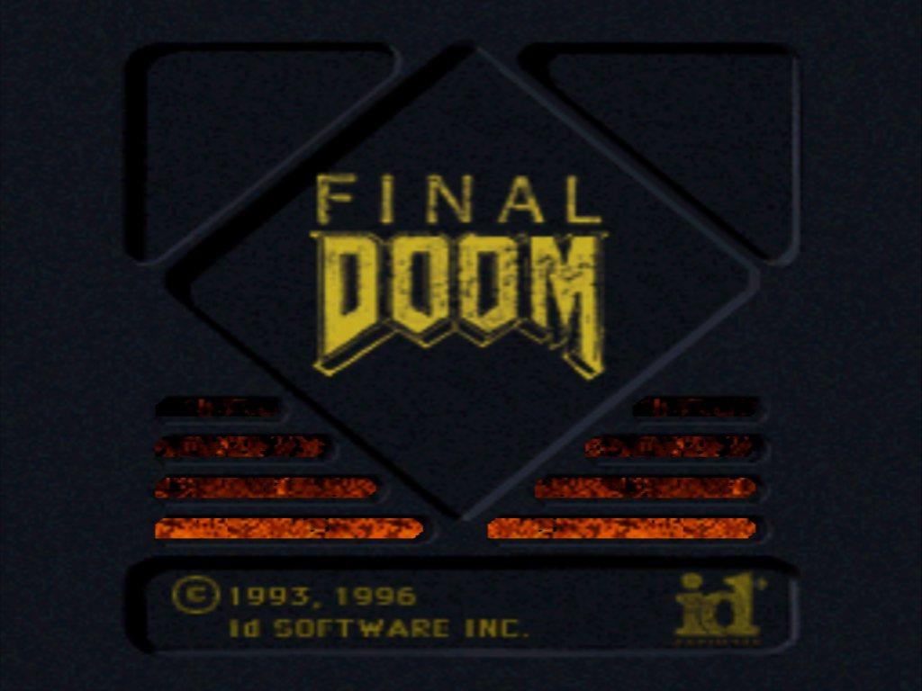 Final Doom NTSC U ISO